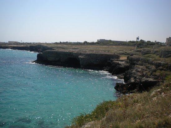 Cala Corvino Resort: paesaggio splendido