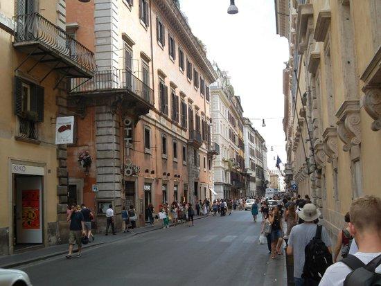Shopping guide for rome travel guide on tripadvisor for Bershka roma via del corso