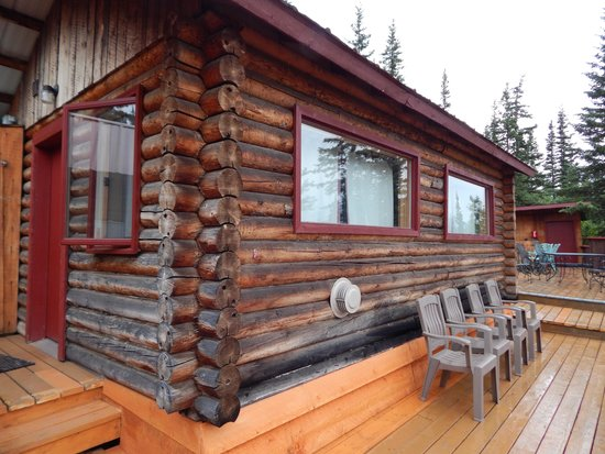 Crows Nest Cabins: cabin