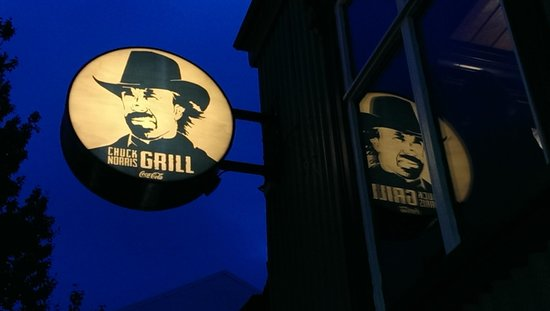 Chuck Norris Grill