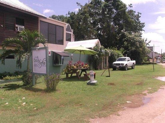 Unitedville, Belize : Street View-