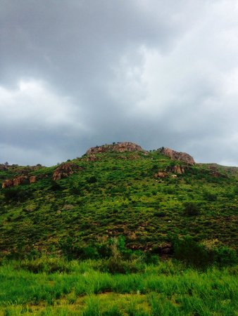 Davis Mountains State Park: Just one of the spectacular views