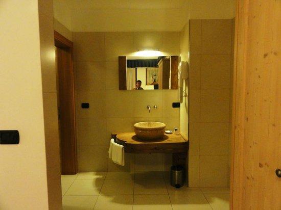 Agriturismo Golden Pause: Il lavabo