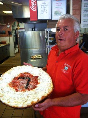 Giovanni's Pizza and Pasta: Giovanni Owner Chef
