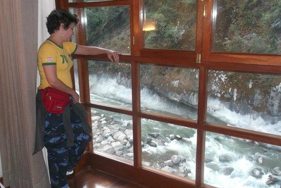 Casa del Sol Machupicchu : Vista do quarto