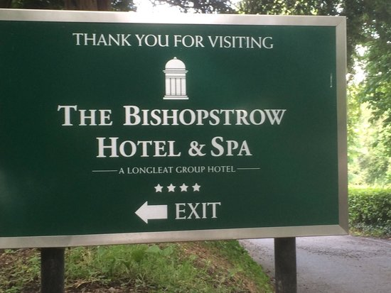 Bishopstrow House: Goodbye (
