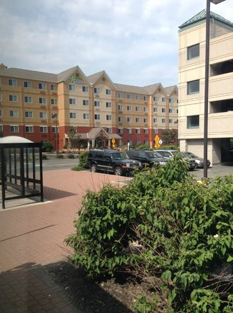 Extended Stay America - Secaucus - New York City Area: Vista externa do hotel