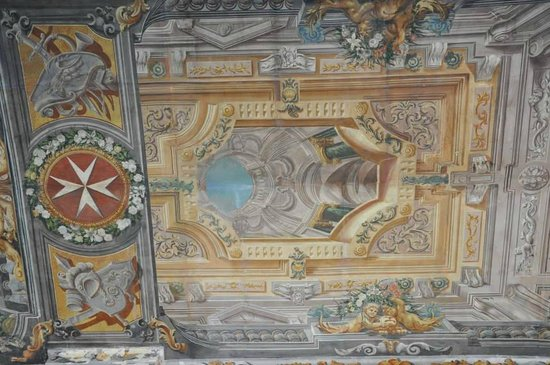 Grandmaster's Palace : State Room ceiling detail
