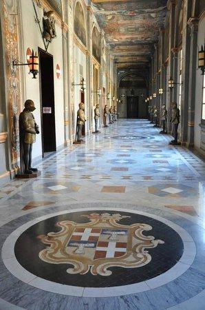 Grandmaster's Palace: State Room corridor