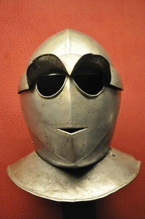 Grandmaster's Palace: Helmet from the Armoury