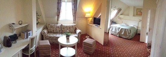 Augusta Hotel: второй номер, который нам дали, лучше