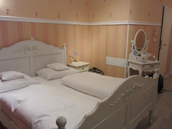 Augusta Hotel: первый номер, который нам дали