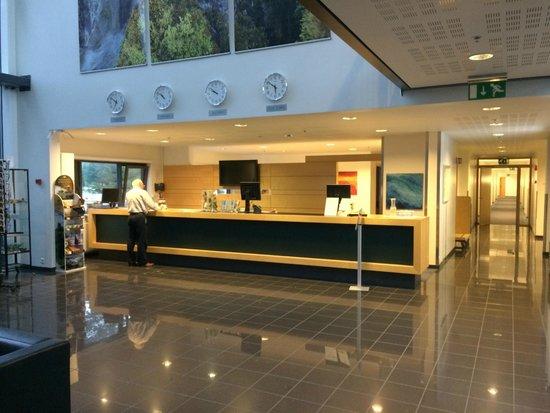 Hotel Selfoss : Reception