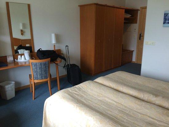 Hotel Selfoss: Room