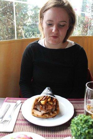 Smile Cafe Restaurant: Gyros