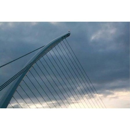 Samuel Beckett Bridge - lucyclaire