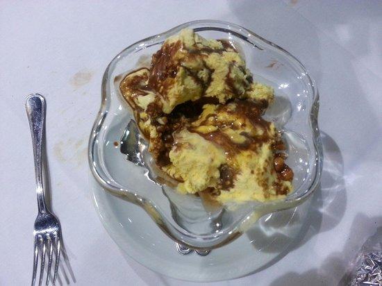 Yotvata: Ice cream