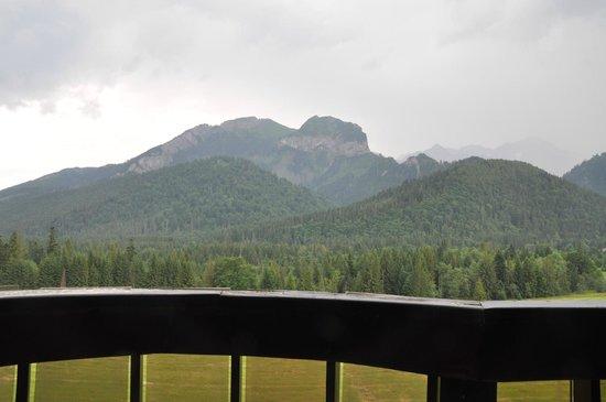 Tatranska Javorina, Eslovaquia: Very nice south view