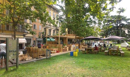 Summer Garden Food de l'Antica Corte Pallavicina