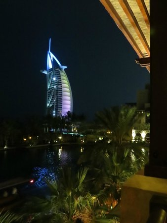 Bahri Bar : View from the Patio