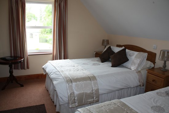 Ashfield Bed & Breakfast : Comfortable room.