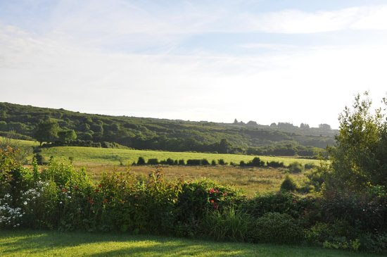 Lough Arrow Touring Park: Views from Park