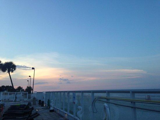 Holiday Inn Resort Daytona Beach Oceanfront: daytona is beautiful