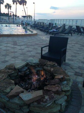 Holiday Inn Resort Daytona Beach Oceanfront: great area