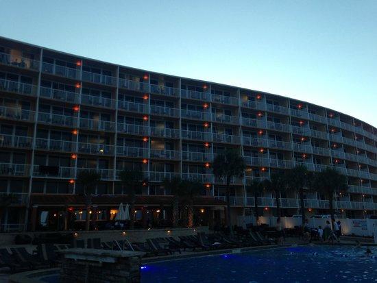 Holiday Inn Resort Daytona Beach Oceanfront: great hotel