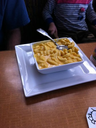 Port Orchard's Lighthouse: Mac& Cheese