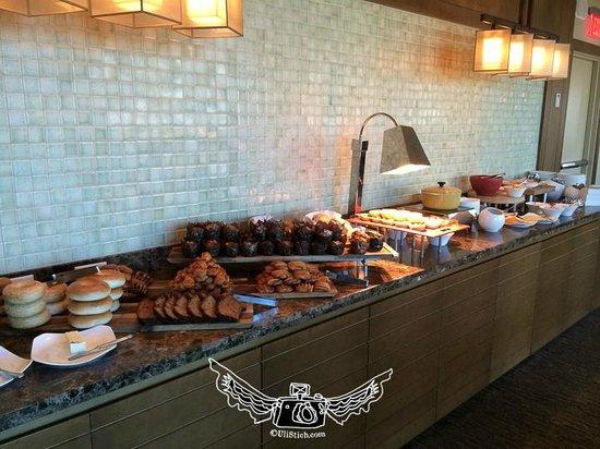Hyatt Regency Orlando: Concierge Level Breakfast