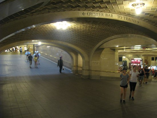Grand Central Terminal: Whispering Arch!