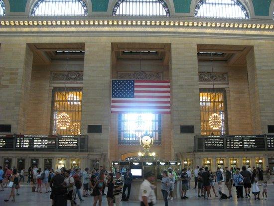 Grand Central Terminal: Grand Central!