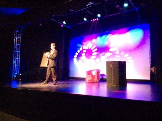San Francisco Magic Show: magic show bay theatre