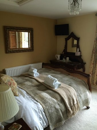 Wensleydale Farmhouse Bed & Breakfast: A bedroom