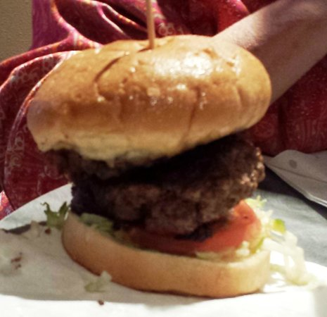 Stella's Hamburgers: Double Burger