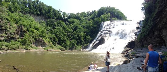 Ithaca Falls Natural Area : Beautiful