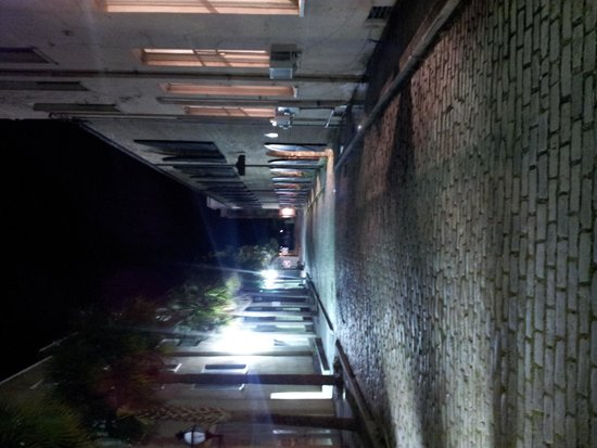 Harbourview Inn : At night