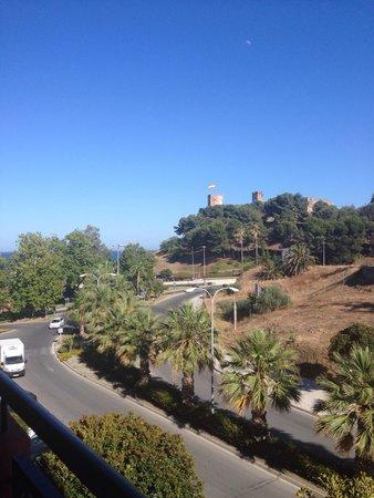 Fuengirola Beach Aparthotel: Balcony view