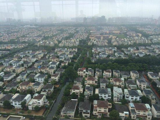 Holiday Inn Shanghai Pudong Kangqiao: view from room