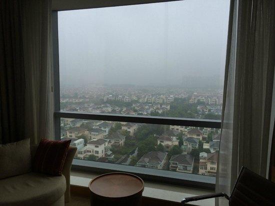 Holiday Inn Shanghai Pudong Kangqiao: room outside view