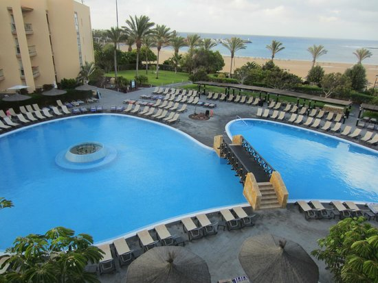 Barcelo Fuerteventura Thalasso Spa : Pools