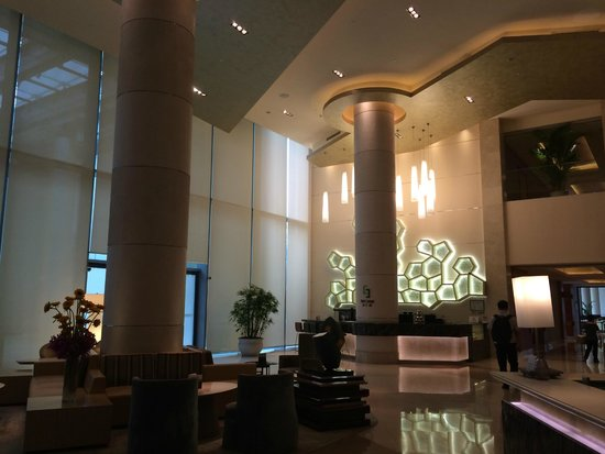 Holiday Inn Shanghai Pudong Kangqiao: lobby