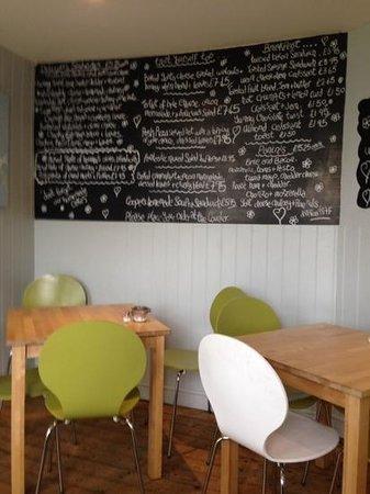 Coopers Café Bar: lovely food ...