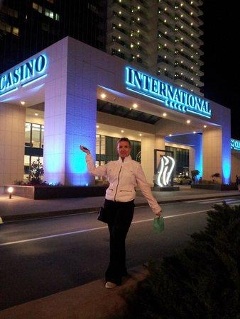 INTERNATIONAL Hotel Casino & Tower Suites : Varna..International Hotel
