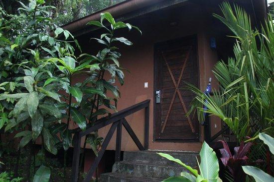 Rio Celeste Hideaway Hotel: Private!