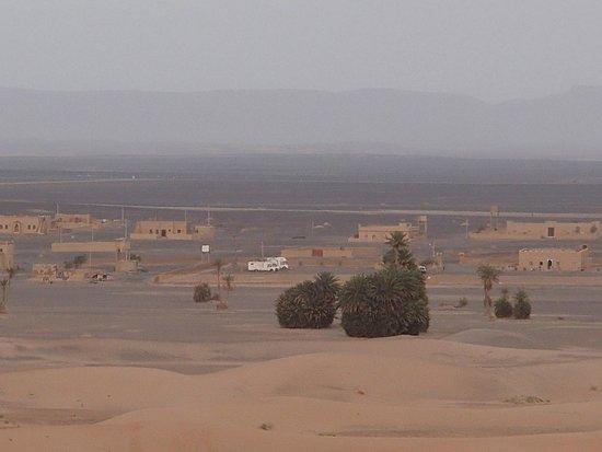 Merzouga Desert: Il camping dalle dune