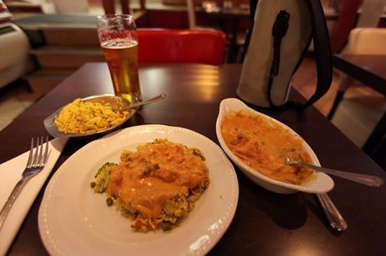 Indian Ocean Restaurant and Takeaway: Chicken Tikka Locknow at Indian Ocean