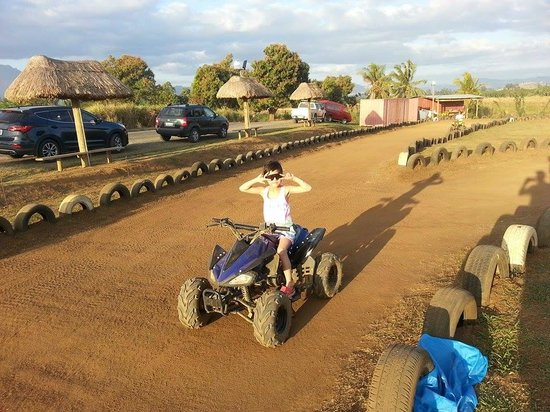 a personal experience in quad racing with family and friends Auto racing pick 'em challenge  it's overwhelming to have such an up close and personal experience in the couple of days i've been here  i just want to say hello to my family and friends.