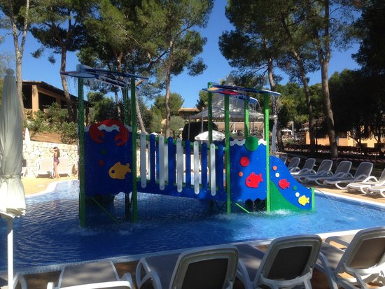 Vell Mari Hotel & Resort : Splash Pool